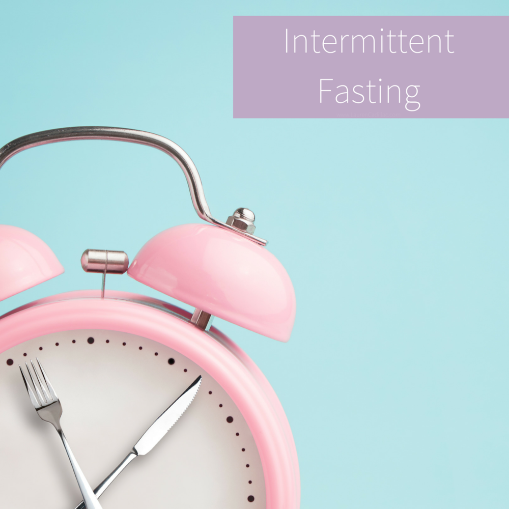 WAYS TO DO INTERMITTENT FASTING
