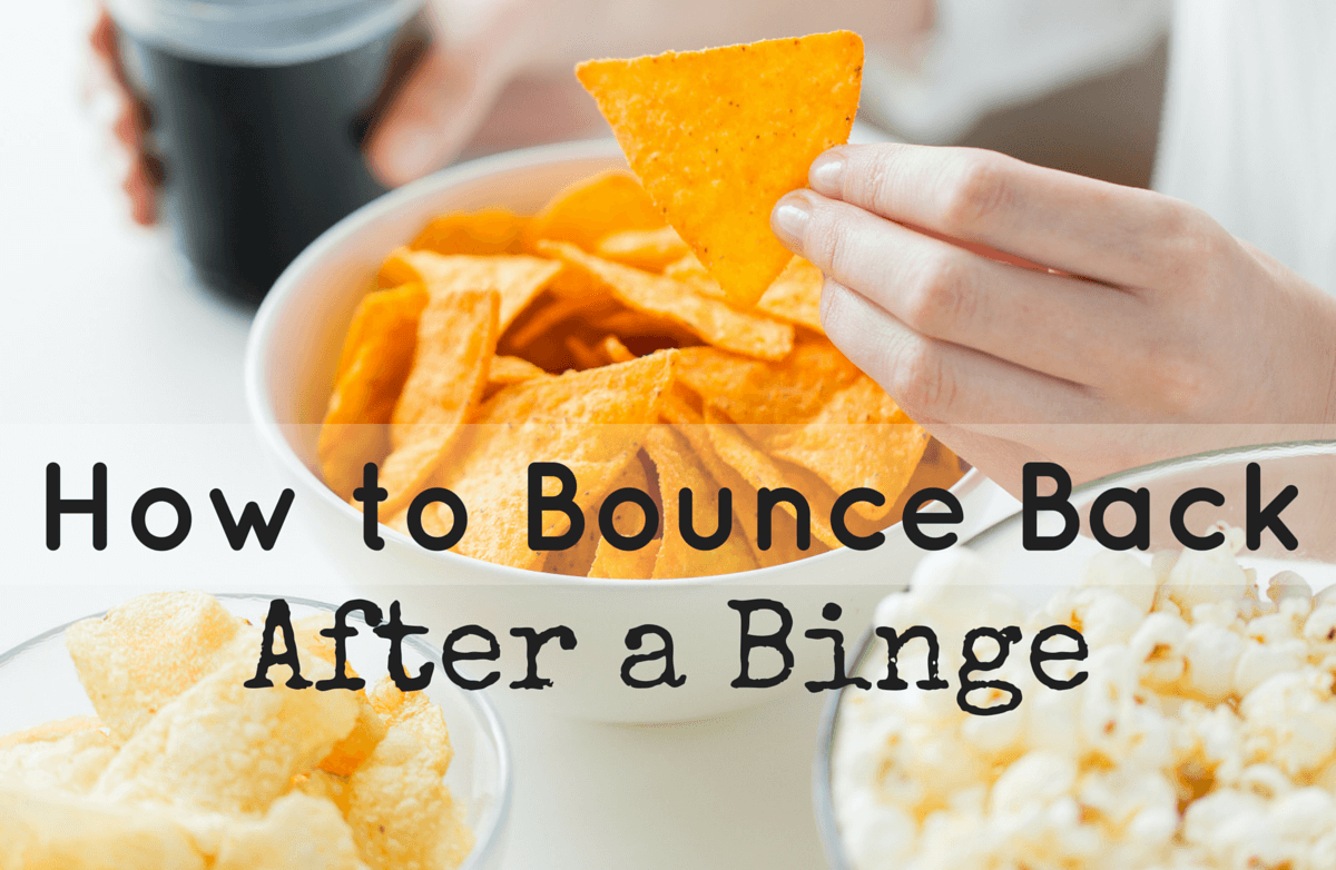 WAYS TO BOUNCE BACK AFTER YOUR HOLIDAY BINGE