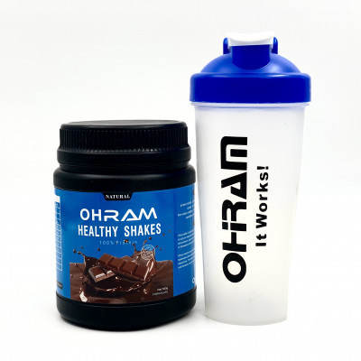 HEALTHY CHOCOLATE SHAKE (500g)